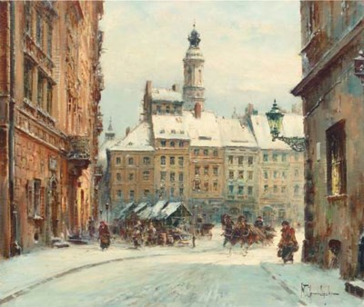 W. T. Chmielinski (Polish, b.