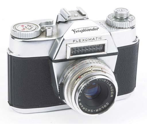 Flexomatic camera
