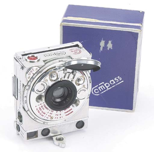 Compass II no. 3958