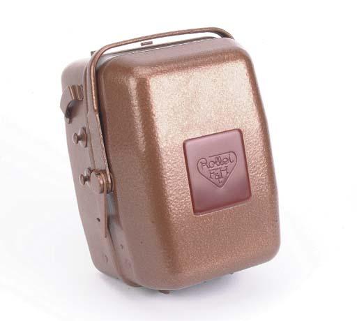 Rolleiflex hard carying case