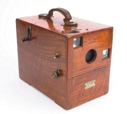 Detective hand camera no. 378