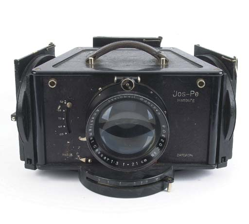 Jos-Pe three-colour camera no.