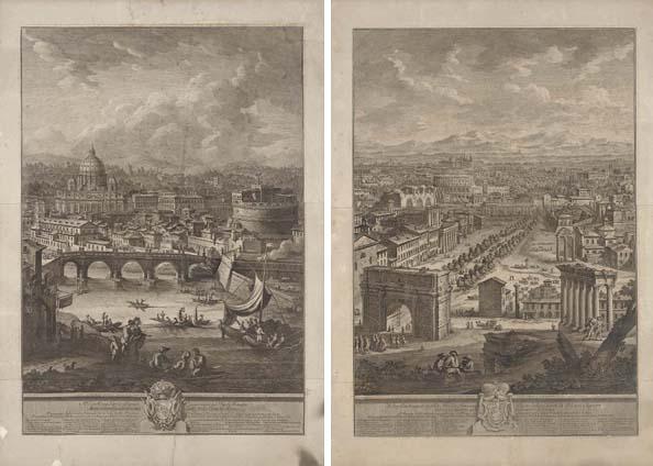 Giuseppe Vasi (1710 - 1782)