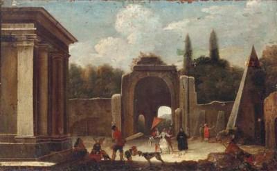 Circle of Viviano Codazzi (Ber