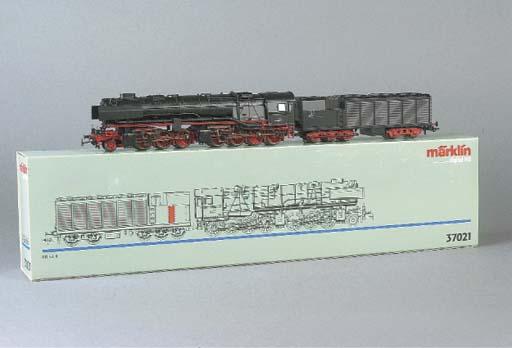 Märklin digital Mallet Locomotive 37021 BR 53K