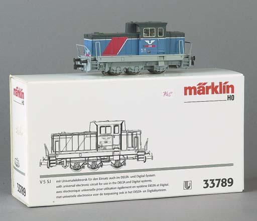 Märklin digital smaller locomotives