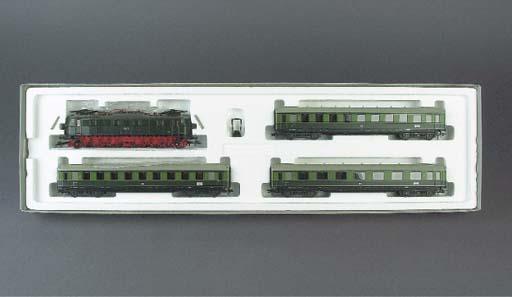 Märklin digital passenger train sets