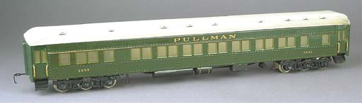 A Märklin six-axle 2924 50cm. American-market Pullman Saloon
