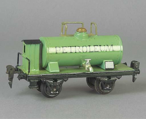A Märklin two-axle 1994 16.5cm. petroleum tank wagon