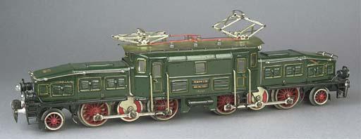 A Märklin 20 volt electric two-motor CCS66/12920 1 B B 1 Swiss Crocodile articulated locomotive