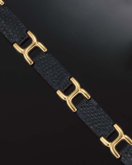 A bracelet by Hèrmes