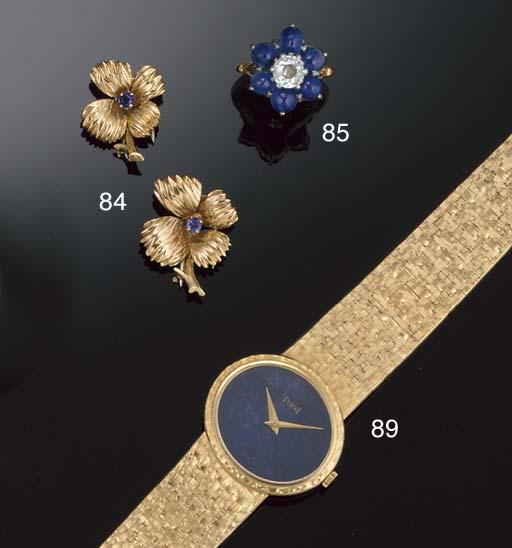 A lady's wristwatch by Piaget