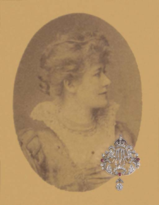 A Royal Presentation diamond,