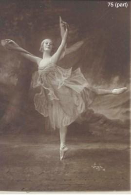Anna Pavlova And Others