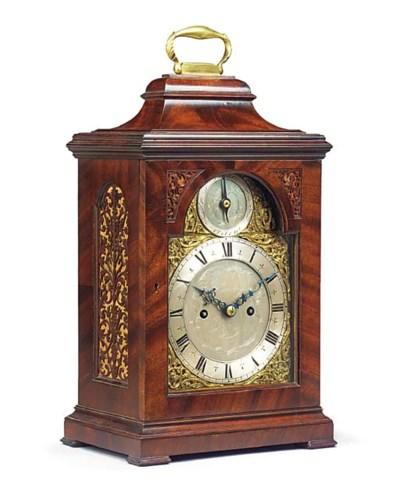 A George III style mahogany st