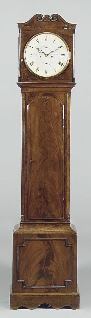 A George IV mahogany and ebony