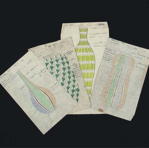 A Quantity of Pattern Designs