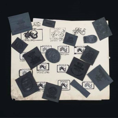 A Collection of Backstamps  (