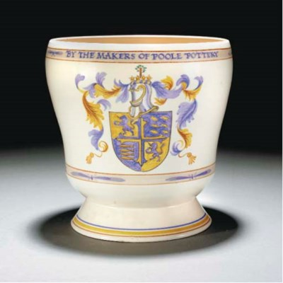 A POOLE POTTERY FESTIVAL OF BR