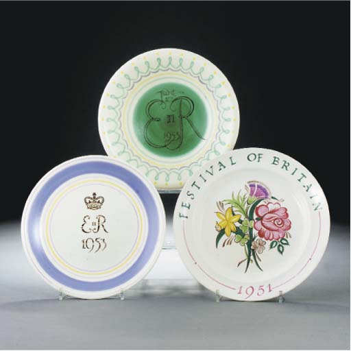 A COLLECTION OF POOLE POTTERY