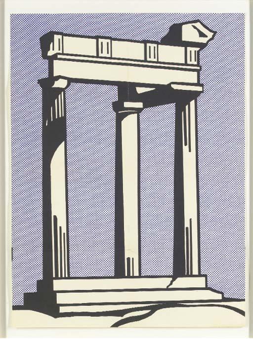 ROY LICHTENSTEIN; United State