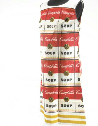 ANDY WARHOL; in the style of