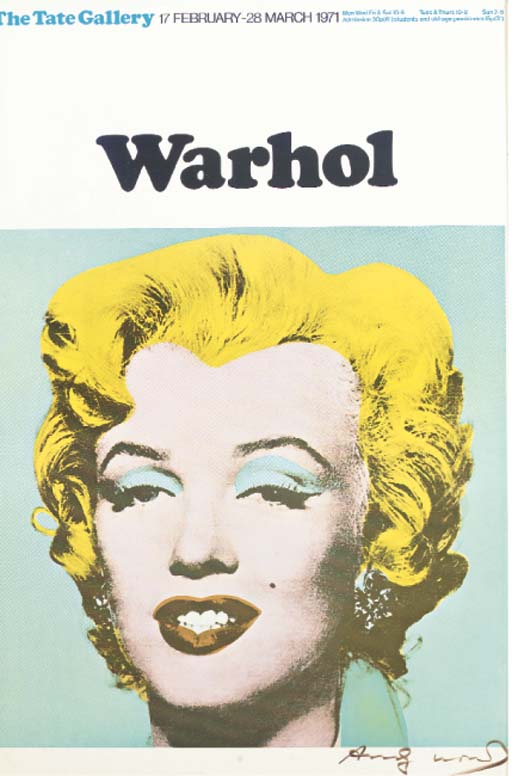 Andy Warhol; United States