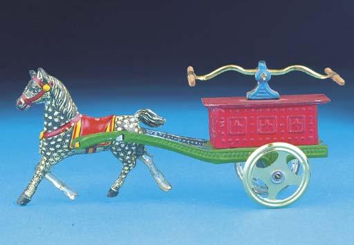 A Meier horse-drawn Four-Man F
