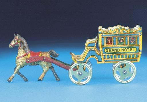 A Meier horse-drawn 'Grand Hot