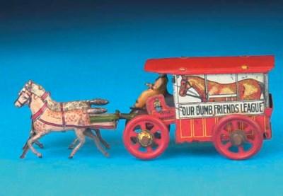 A Meier horse-drawn 'Our Dumb