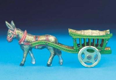 A Meier Donkey Cart