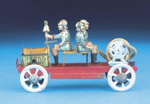 A Meier Motor Fire Hose Reel T