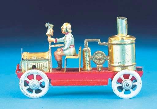 A Meier Motor Fire Engine Stea