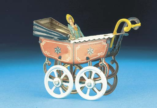 A Georg Fischer Baby Carriage