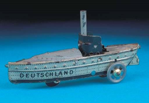 A Distler Gunboat 'Deutschland