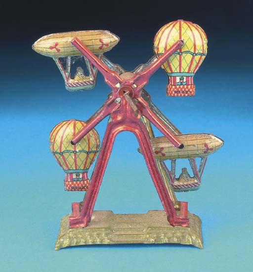 A rare Meier crank-handle Fair