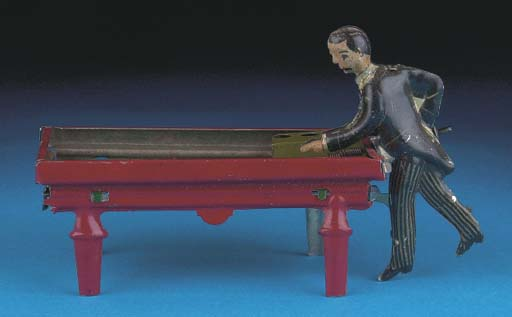 A Kellermann Billiards Player