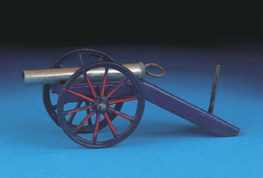 A Rock and Graner Field Gun