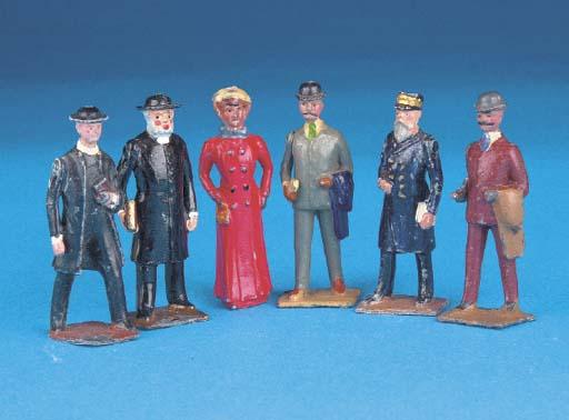 Britains Civilian Figures
