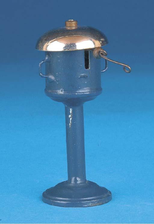 A rare Märklin Miniature Signa