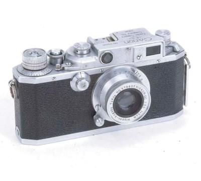 Canon IIF no. 111198