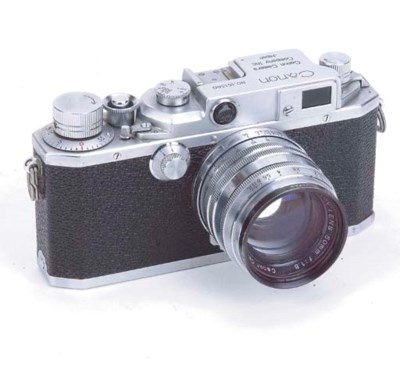 Canon IIF no. 151380