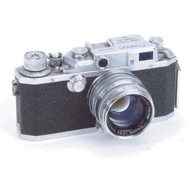 Canon IVS no. 69405