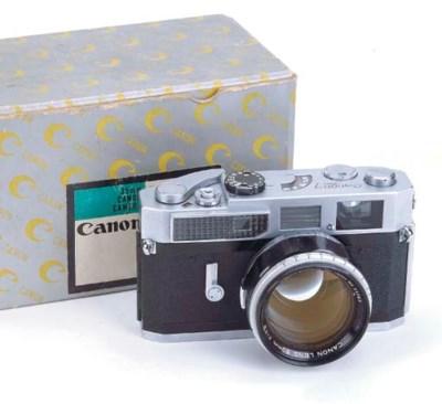 Canon 7 no. 802649