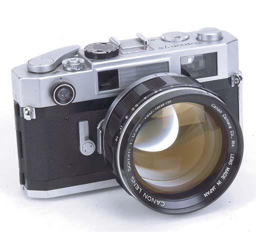Canon 7S no. 103664