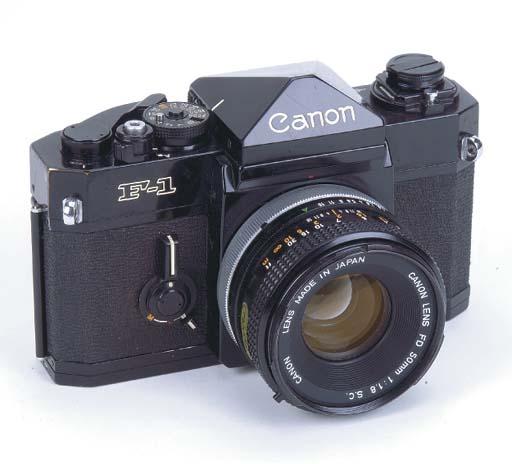 Canon [old] F1 no. 166344