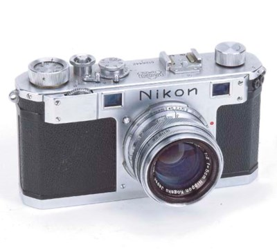 Nikon S no. 6126442