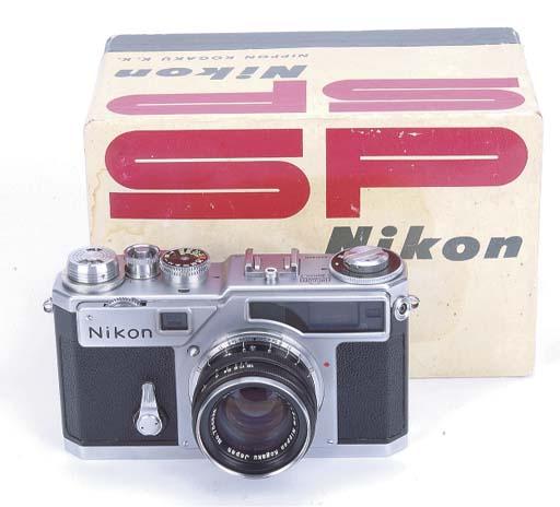 Nikon SP no. 6201600