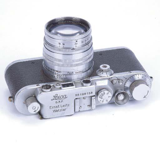 Leica IIIa no. 198158