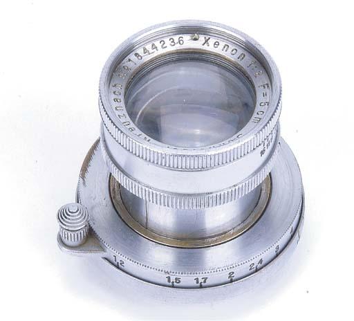 Xenon f/2 5cm. no. 1844236
